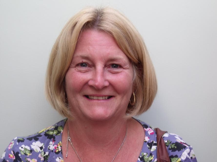 Mrs Sue Ruth