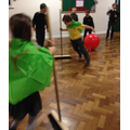 Our superhero challenges!