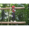 Jacobs Ladder challenged all children today
