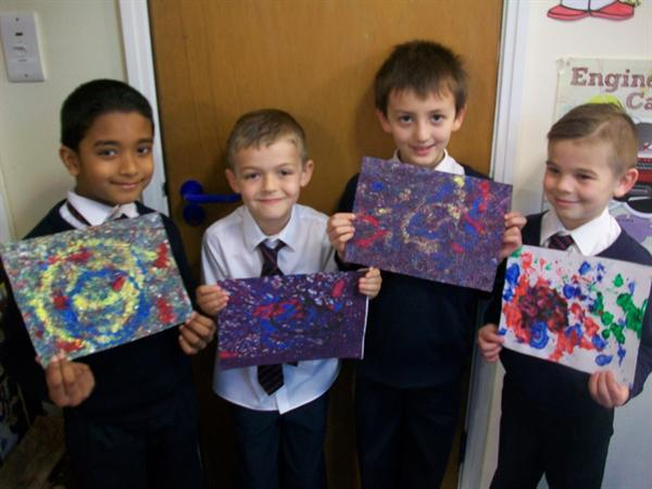 Likith, Zach, Harry and Jack - Year 2