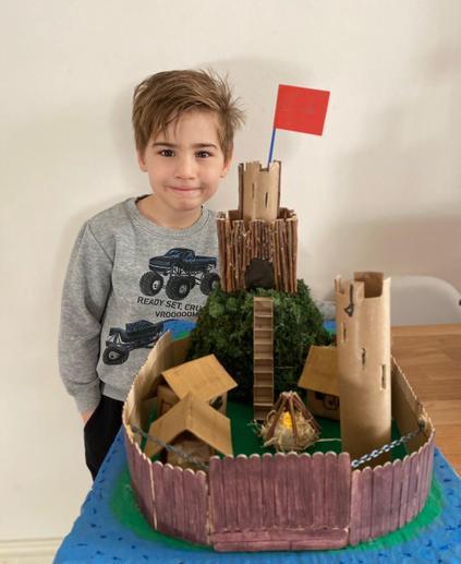 Sonny's Castle