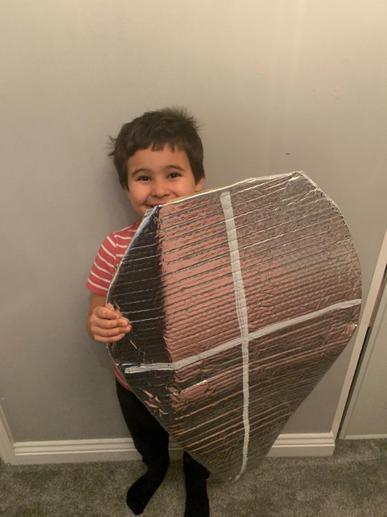Charlie's Shield