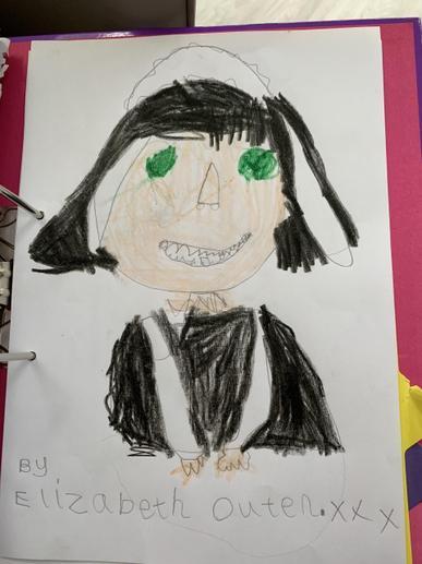 Elizabeth's Florence Nightingale Portrait