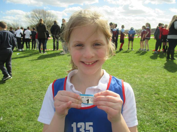 Year 4 District Cross Country Champion 2017