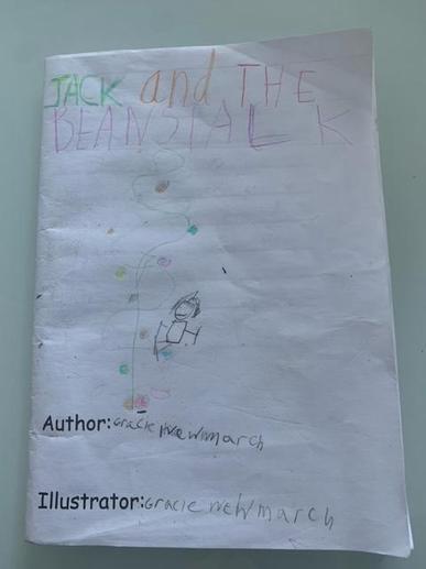 Gracie's Story Front Cover