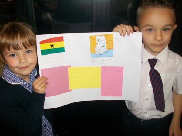 Jessica and Lewis - Year 1