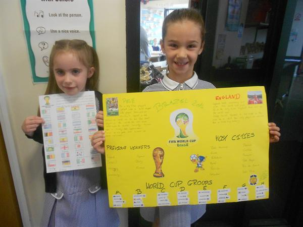 Abbie and Sienna - Year 2