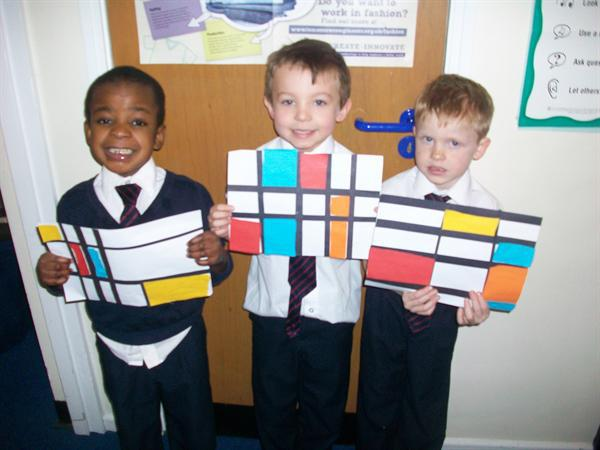 Mudiwa, Alfie and George - Year 2