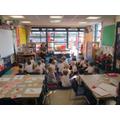 Miss Hall's Class