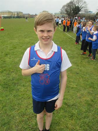 Year 5 Boys District Champion