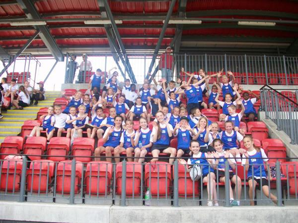 Success at District Sports - see below for report
