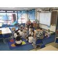 Mrs Goodbrand's Class