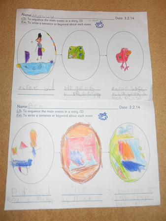 Ben and Molly - EYFS