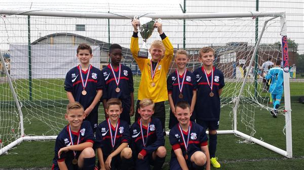 Basildon Schools Champions