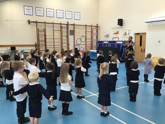 We loved our Bollywood Dance Workshop!