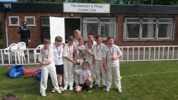 Great Berry A - Basildon Cricket Champions