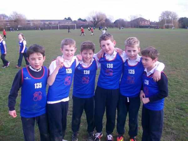 Year 4 Boys - Basildon Champion
