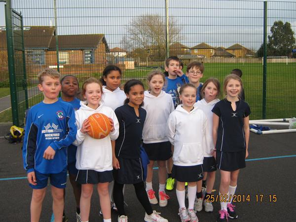 Year 5 and 6 teams