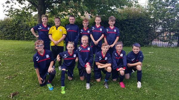 Cup Final Team - June 2016