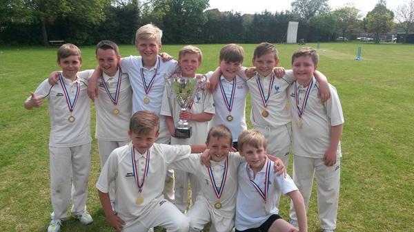 Basildon Cricket Champions