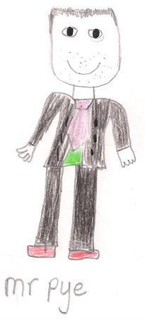 Mr Pye - Headteacher