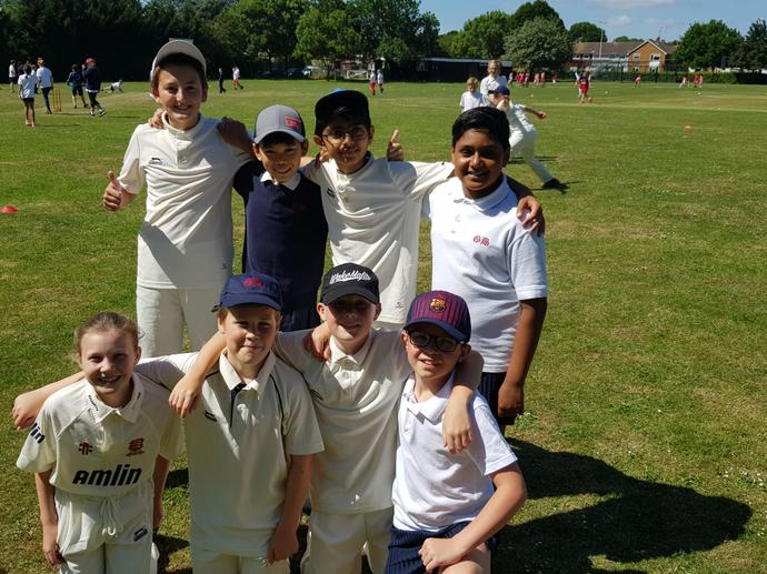 District Cricket 2018