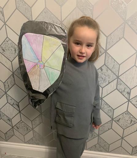 Gracie's Norman Shield