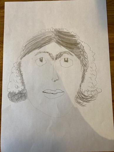Oscar's Florence Nightingale Portrait
