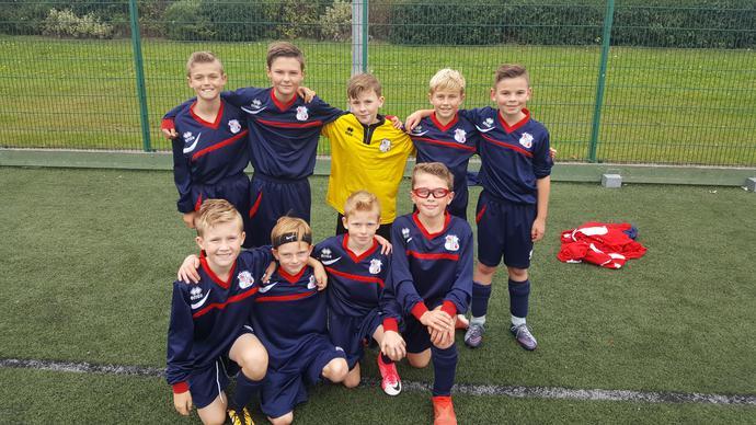 Basildon District Boys 7-A-Side 3rd Place 17-18