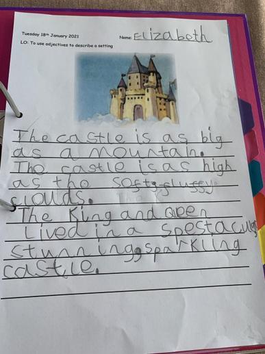 Elizabeth's Castle Description