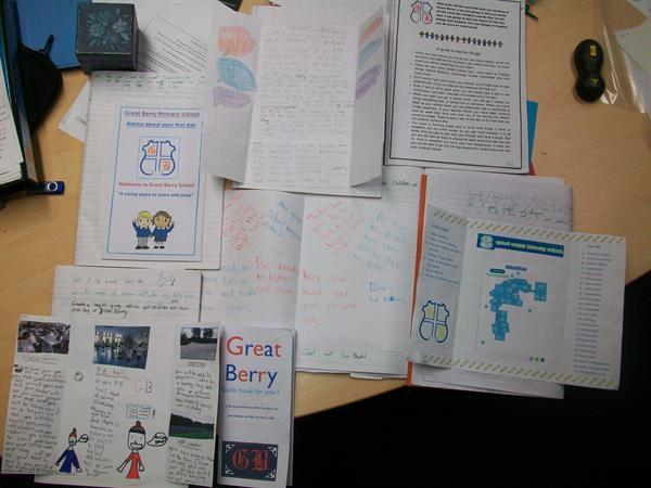 Year 5 - Mr Saint's English Group