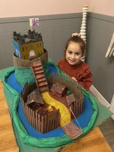 Evie's Castle