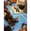 Stone Age Day - Burial