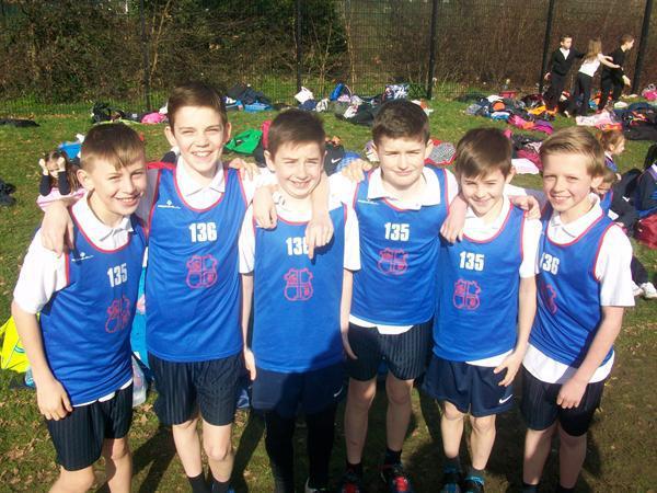 Year 6 Boys - - Basildon Champions
