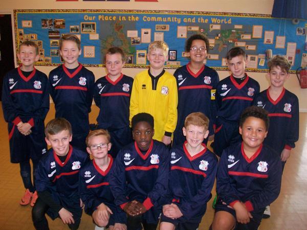 2013-2014 Football Team