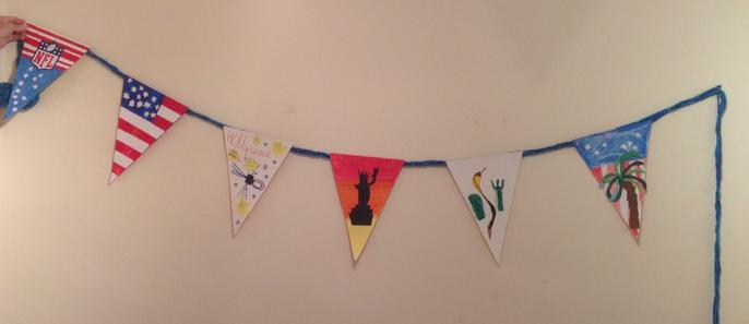 Summer Fayre Bunting Competition Summer Fayre
