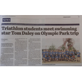 Northants Telegraph, 30/7/2015