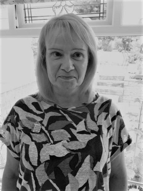 Mrs Sharon Clarke - Reading Champion Teaching Assistant