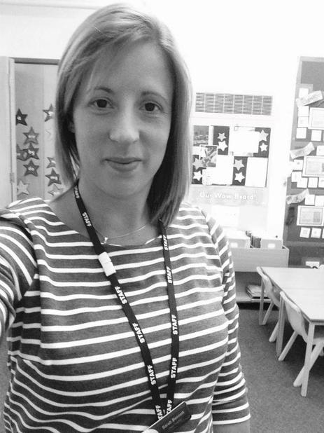 Mrs Sarah Bennett - Reception Class Teacher (Art and Design/ Technology Lead)