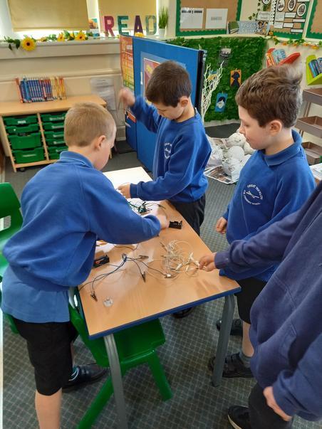 Fabulous group problem solving.