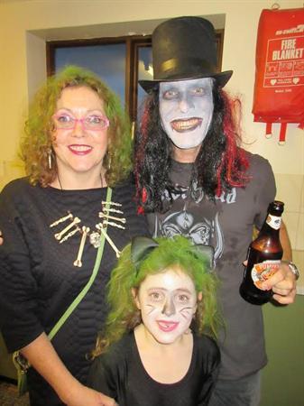 FoGHS Halloween disco