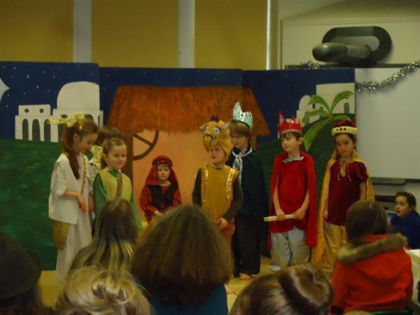 Our fabulous Nativity play