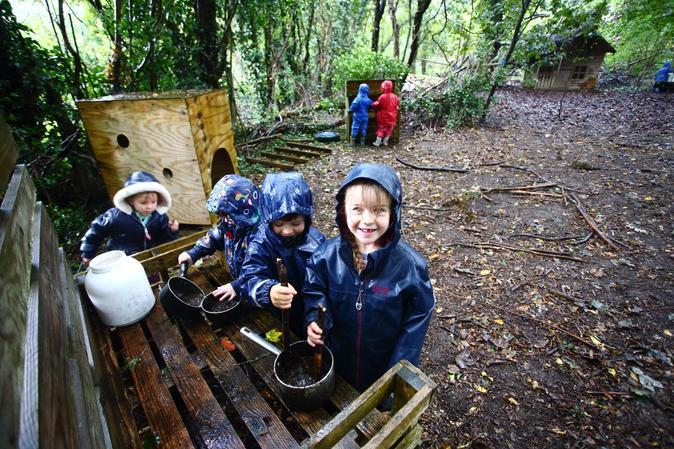 Great Missenden Forest School