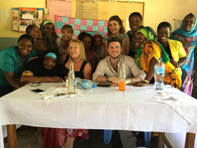 All the teachers at Martimshamba
