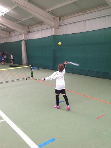 Tennis Tournament - March 2015