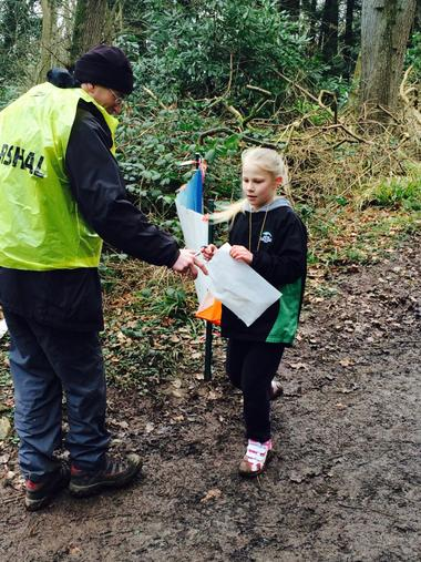 Orienteering competition - March 2015