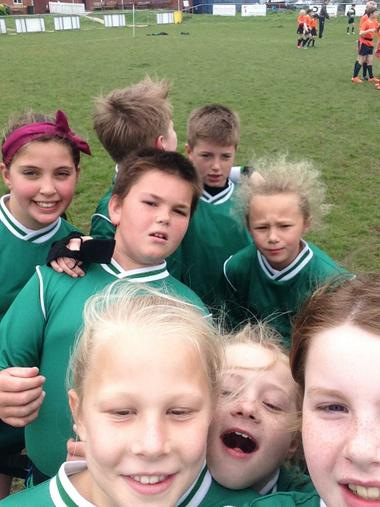 Rugby Festival at Malvern Rugby Club - May 2015