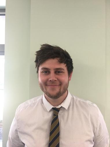Mr Jack Giles- Year 3 Teacher