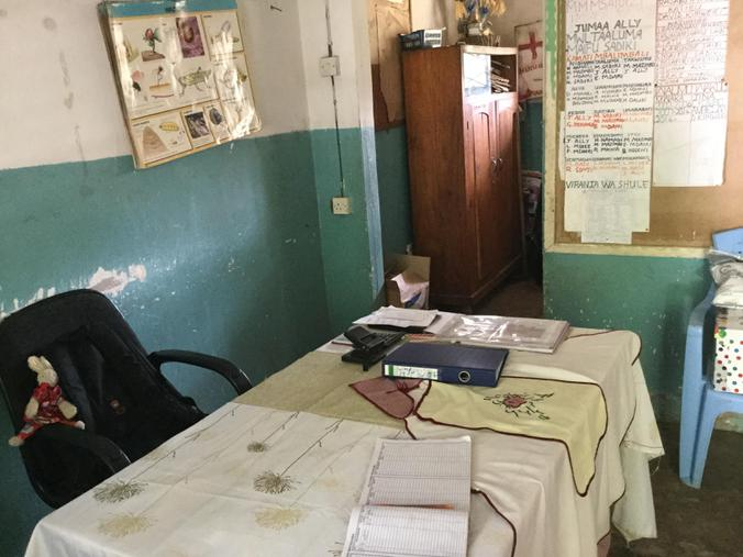 Head Teacher's office