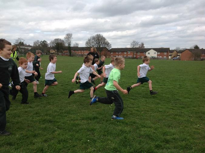 Interyear Cross Country - March 2015